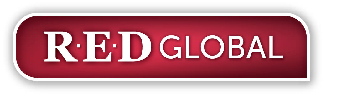 Red global logo