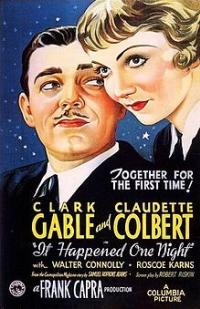 It Happened One Night PAC movie poster