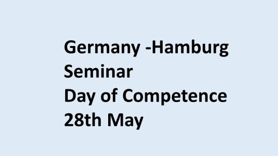 Germany Day Competence New date 2020