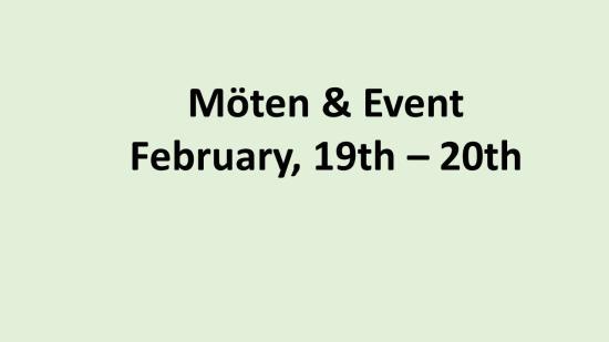 SE Möten & Events