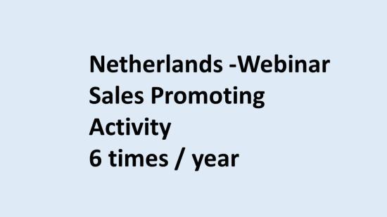 Netherland webinar 2020