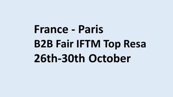 France Top Resa 2020