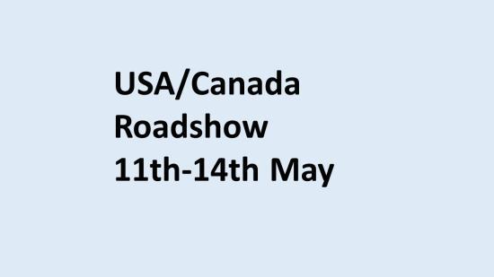 USA Roadshow 2020
