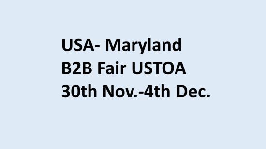 USA Fair USTOA 2020