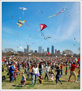 Kite Festival events story