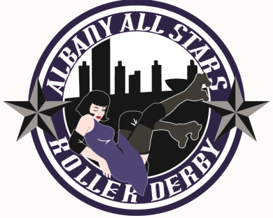 Albany All Stars Roller Derby Game
