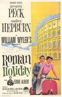 Roman Holiday PAC movie