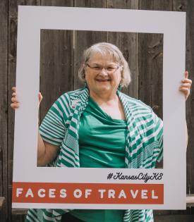Faces of Travel: Rita Madison 2