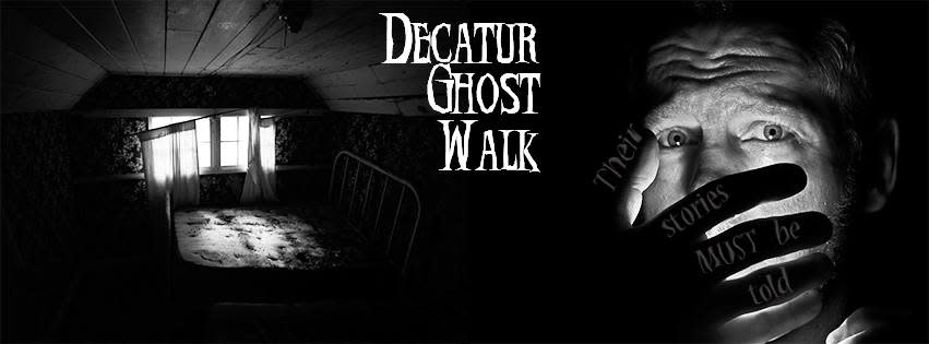 decatur ghost walk