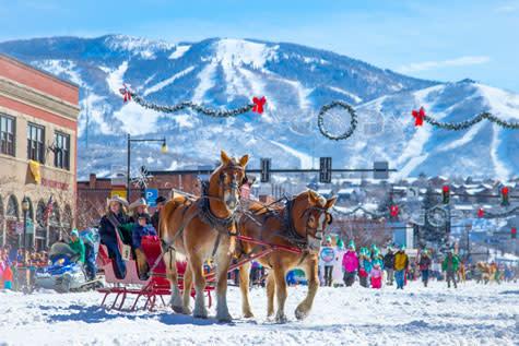 Winter Carnival Street Parade