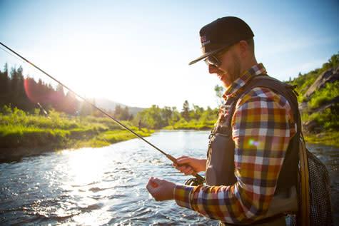 Fishing Steamboat Springs