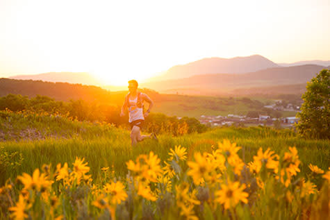 Trail Running Steamboat Springs