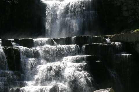 Chittenango Falls Summer