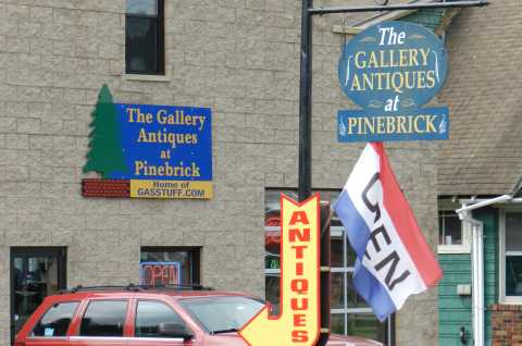 The Gallery Antiques at Pinebrick
