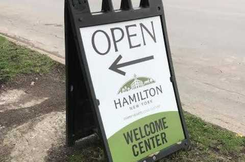 Hamilton Welcome Center