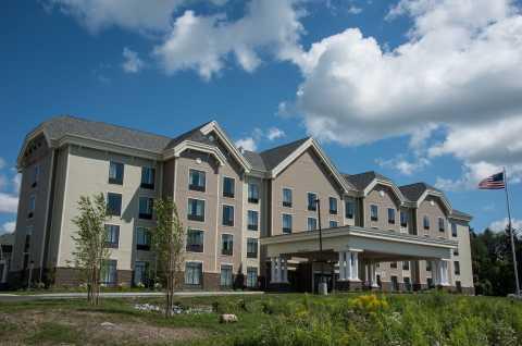 Hampton Inn Cazenovia 2