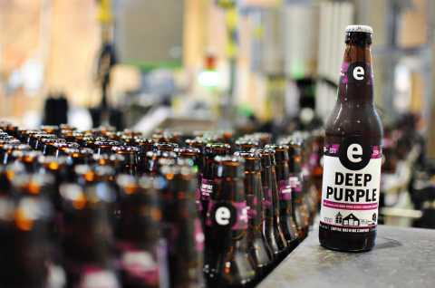 Bottling Deep Purple