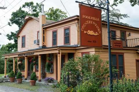 Poolville Country Store Restaurant 2