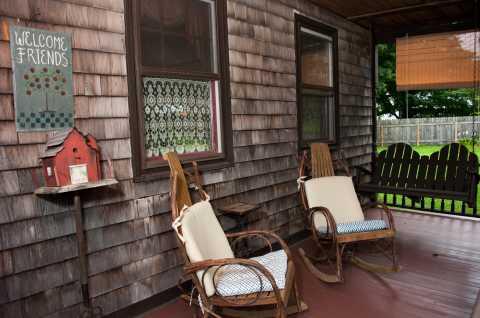 Sparrowbush cottage B&B 1