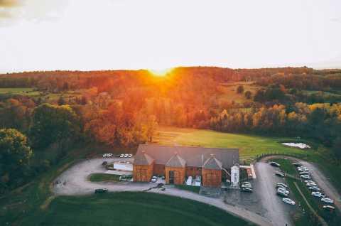 Empire Farm Sunset
