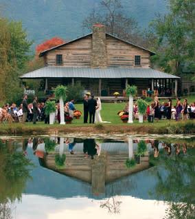 Wilderness Adventure Wedding