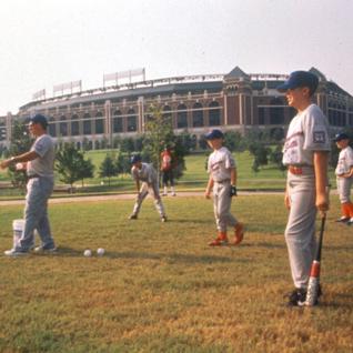 Venue - TX Rangers Ballpark