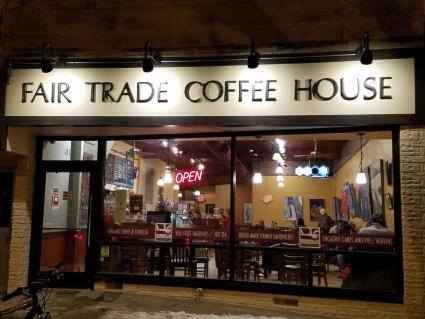 Fair Trade Coffee House