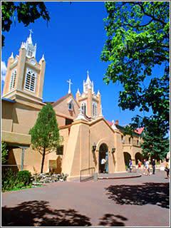 San felipe de neri church in old town by marblestreetstudio.com