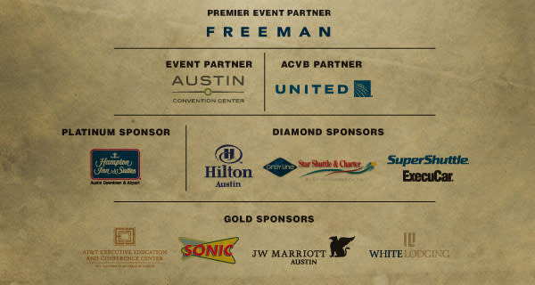Annual Luncheon sponsors