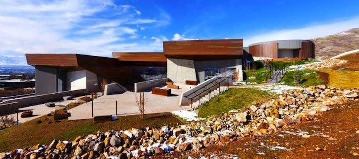 The Natural History Museum of Utah