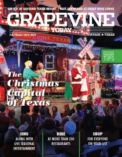 Grapevine Today Visitors Guide - Winter 2019