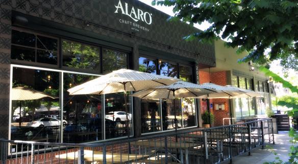 Alaro Brewing Front