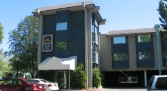 Best Western Sutter House