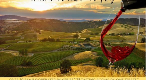 Calaveras Wine Country