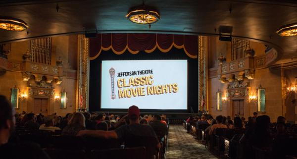 Classic Movie Night in Beaumont, Texas