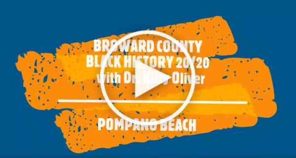 Black History - Pompano Beach