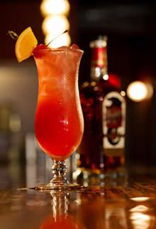 Gator Bite Bayou Rum Drink