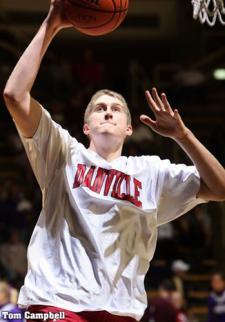 Travis Carroll Danville Purdue basketball