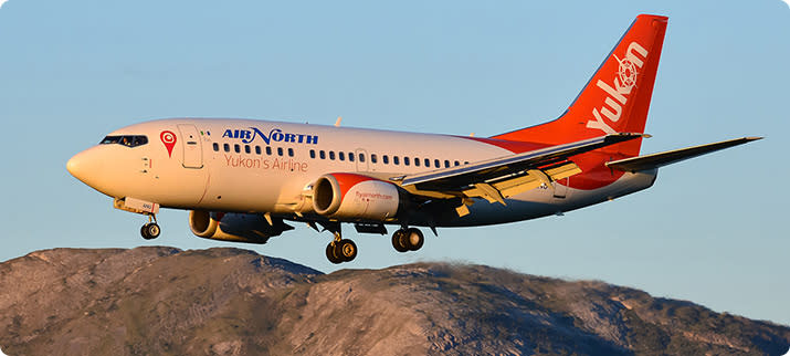 Air North Plane