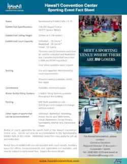 Sports Fact Sheet HCC Thumbnail