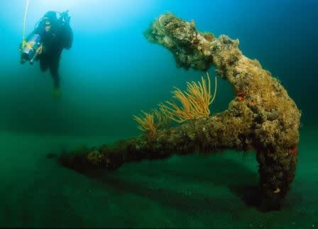 Underwater Archaeology