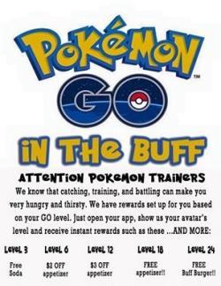Pokemon Buffingtons