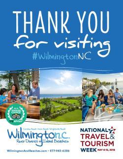 National Tourism Week 2018 Poster