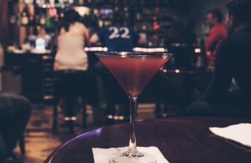 D'nile martini