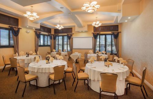 Wyvern Hotel meeting space