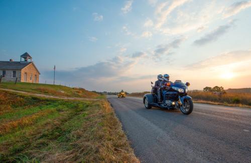 Flint Hills Motorcycle