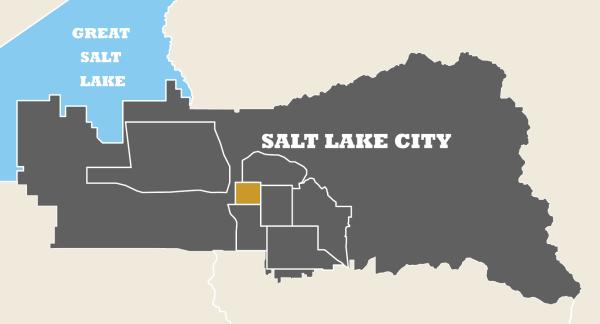 Salt Lake City - Downtown