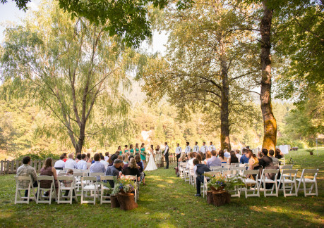 trinity river farm wedding