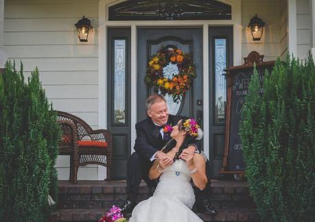 fern cottage wedding