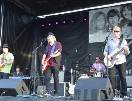 Abbey Road Petty Hearts band